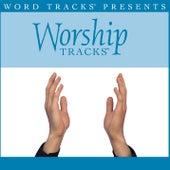Worship Tracks - Hear My Worship - as made popular by Jaime Jamgochian [Performance Track] by Worship Tracks