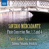Mercadante: Flute Concertos Nos. 1, 2 & 4 von Patrick Gallois