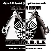 The Men from W.O.M.B.L.E by A3