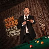 Live at Carnegie Pool Hall by Tom Mabe