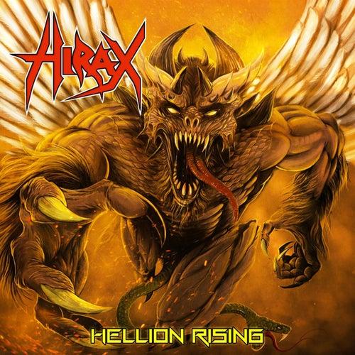 Hellion Rising by Hirax