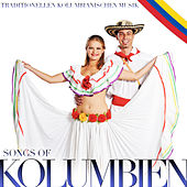 Songs of Kolumbien. Traditionnelle Kolumbianischen Musik by Various Artists