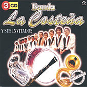 Banda La Costeña Y Sus Invitados by Various Artists