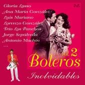 Boleros Inolvidables, Vol. 2 by Various Artists