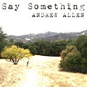 Say Something by Andrew Allen