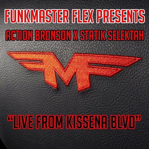 Live from Kissena Blvd (feat. Statik Selektah) by Action Bronson