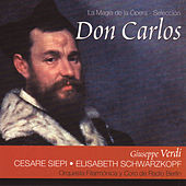 Verdi: Don Carlos by Various Artists