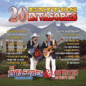 20 Exitos Invasores by Various Artists