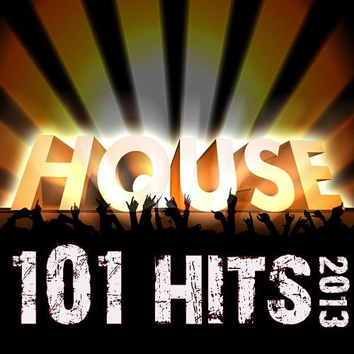 101 House Hits 2013 - Best of Top Techno Trance, Psy, Nrg, Electro House, Tech House, Goa, Club, Rave Anthems by Various Artists