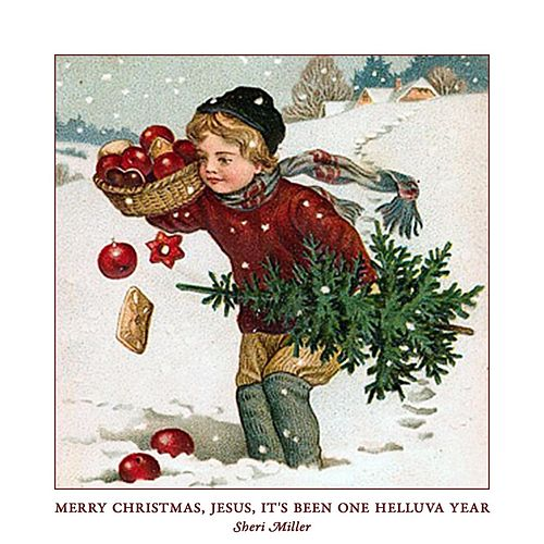 Merry Christmas, Jesus, It's Been One Helluva Year by Sheri Miller