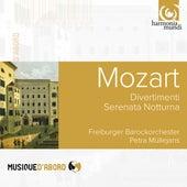 Mozart: Divertimenti & Serenata Notturna by Freiburger Barockorchester
