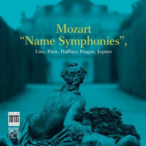 Mozart: Name Symphonies by Mozart Akademie Amsterdam