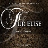 Classical Masterpieces: Fur Elise & More, Vol. 11 von Various Artists
