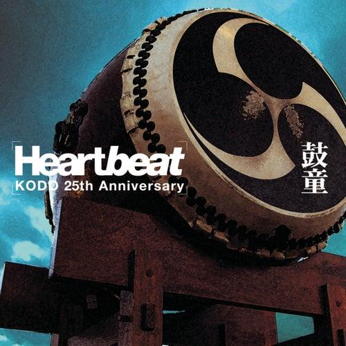 Heartbeat - Best Of Kodo 25th Anniversary by Kodo