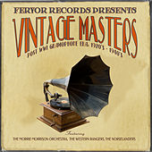 Post WW1 Gramophone Era by Various Artists