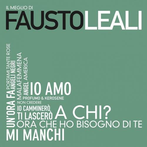 Il Meglio di von Fausto Leali
