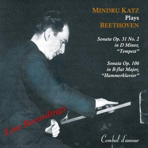 Mindru Katz Plays Beethoven by Mindru Katz
