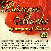 Bésame Mucho. Souvenir of Spain by Various Artists