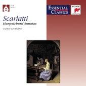 Scarlatti:  Harpsichord Sonatas by Gustav Leonhardt; Wolf Erichson
