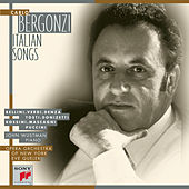Carlo Bergonzi - Italian Songs by Various Artists