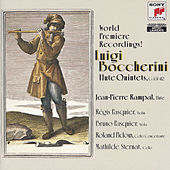 Boccherini: Quintets for Flute, Violin, Viola, and 2 Violoncellos by Jean-Pierre Rampal