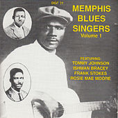 Memphis Blues Singers, Vol. 1 by Various Artists