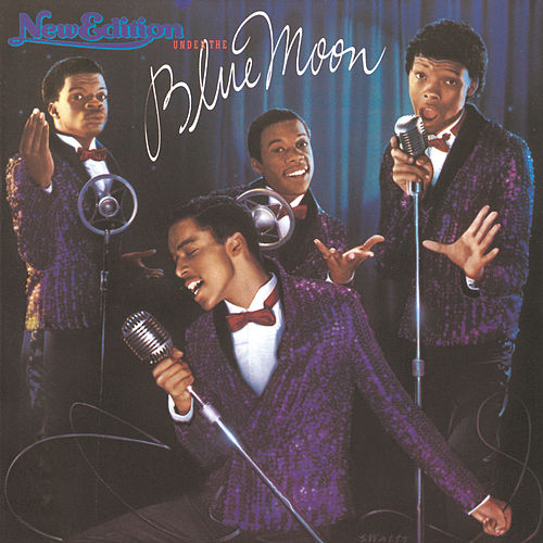 Under The Blue Moon by New Edition