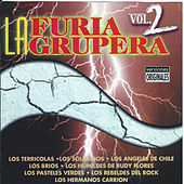 La Furia Grupera, Vol. 2 by Various Artists