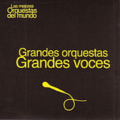 Las Mejores Orquestas del Mundo Vol.18: Grandes Voces by Various Artists