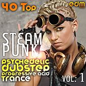 Steam Punk vol.1 - 40 Top Psychedelic Dubstep Progressive Acid Trance Hits by Various Artists