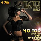 Feather Leather Vol.1 - 40 Top Dubstep Bass & Psychedelic Breaks by Various Artists