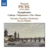 PICHL: Symphonies by Toronto Camerata