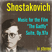 """Music for the Film """"The Gadfly"""" (Stereo) by USSR Cinema Symphony Orchestra"""