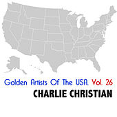 Golden Artists of the USA, Vol. 26 by Charlie Christian