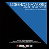 Never Let Me Go EP by Lorenzo Navarro