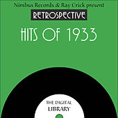 A Retrospective Hits of 1933 by Various Artists
