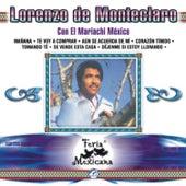 Lorenzo De Monteclaro Con El Mariachi México - Feria Mexicana by Lorenzo De Monteclaro