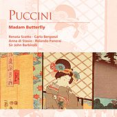 Puccini: Madam Butterfly by Silvana Padoan