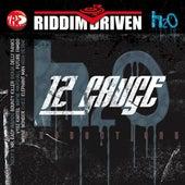 Riddim Driven: 12 Gauge by Various Artists