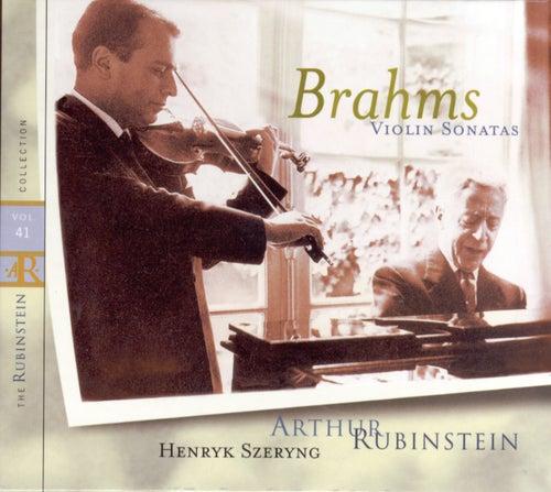 Sonata for Violin by Johannes Brahms