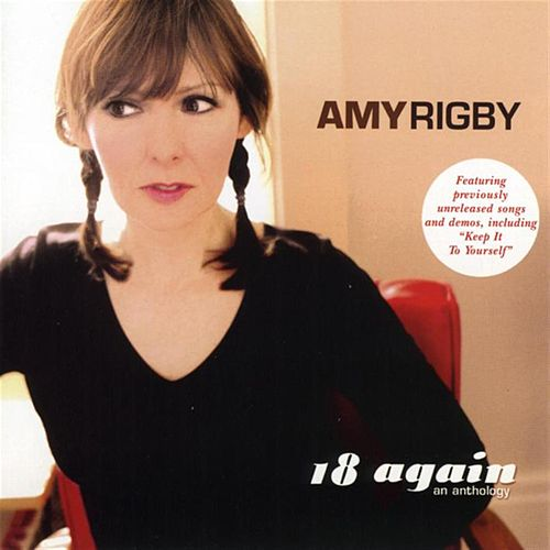 18 Again: An Anthology by Amy Rigby