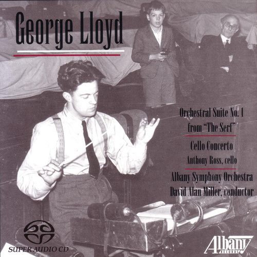 Cello Concerto by George Lloyd