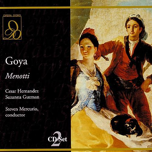 Goya by Steven Mercurio
