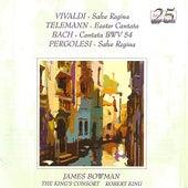 Vivaldi / Telemann / Bach / Pergolesi by Various Artists