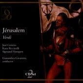 Jerusalem by Gianandrea Gavazzeni