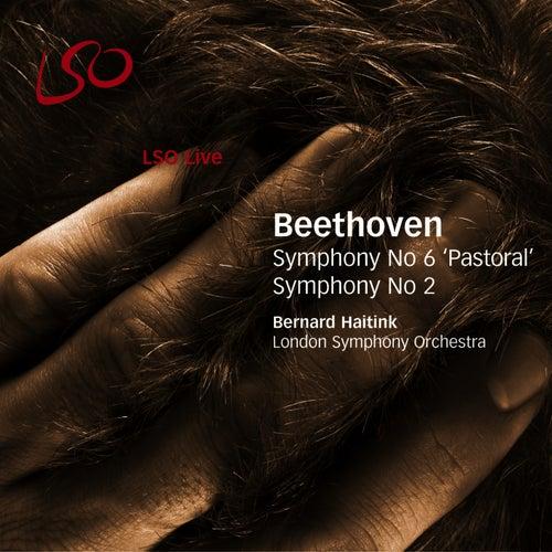 Beethoven: Symphonies Nos. 6 & 2 by Ludwig van Beethoven