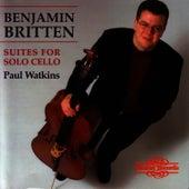 Britten-Suites for Solo Cello by Benjamin Britten