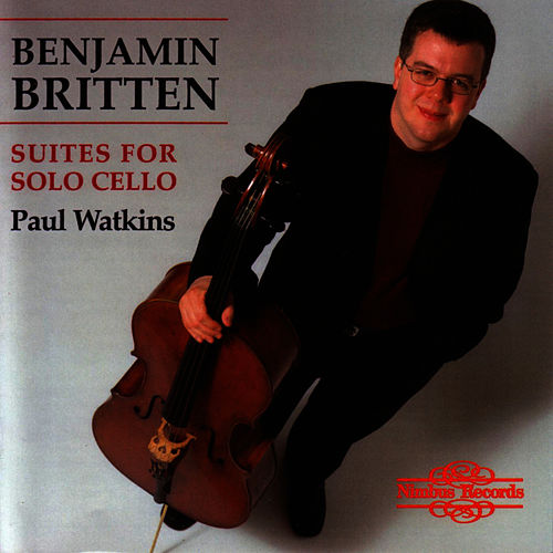 Britten-Suites for Solo Cello by Benjamin Britten