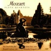 Mozart - Flute Quartets by Wolfgang Amadeus Mozart