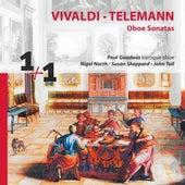 Vivaldi / Telemann - Oboe Sonatas by Various Artists